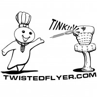 Twisted Dough Boy