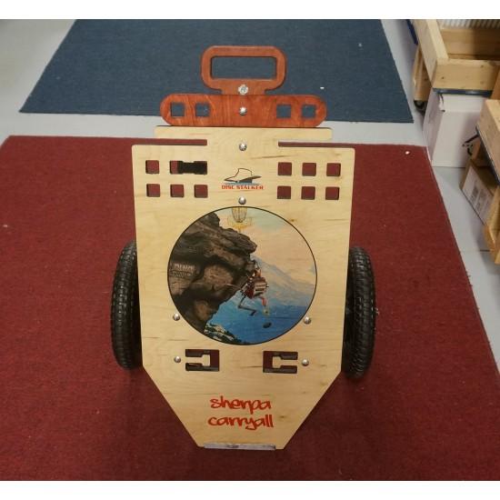 Sherpa Carryall Disc Golf Cart